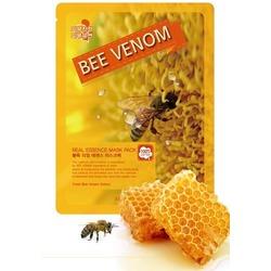 Тканевая маска для лица с экстрактом пчелиного яда May Island