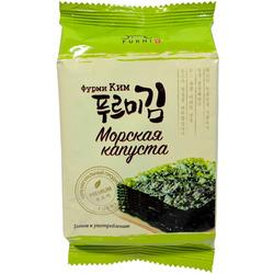Хрустящая морская капуста с оригинальным вкусом Фурми Ким