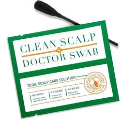 Пилинг-палочки для кожи головы Clean Scalp Doctor Swab Apieu