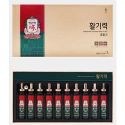 Тонизирующий напиток из корня корейского красного женьшеня Cheong Kwan Jang