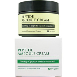 Концентрированный пептидный крем для лица Peptide Ampoule Cream Mizon