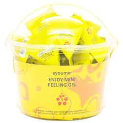 Пилинг гель для лица в пирамидках с фруктовыми кислотами Enjoy Mini Peeling Gel Ayoume