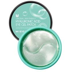 Гидрогелевые патчи под глаза с гиалуроновой кислотой Hyaluronic Acid Eye Gel Patch Mizon