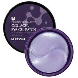 Омолаживающие гидрогелевые патчи под глаза с коллагеном Collagen Eye Gel Patch Mizon