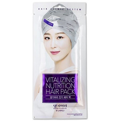Восстанавливающая маска-шапка для волос Vitalizing Nutrition Hair Pack With Hair Cap Daeng Gi Meo Ri
