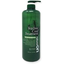 Охлаждающий кондиционер для волос на основе чайного дерева Naturalon Tea Tree Cool Treatment Daeng Gi Meo Ri
