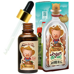 Аргановое 100% масло farmer piggy argan oil Elizavecca