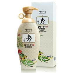 Укрепляющий безсульфатный кондиционер против выпадения волос Dlae Soo Pure Treatment Daeng Gi Meo Ri