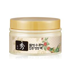 Безсульфатная питательная маска для волос Dlae Soo Pure Intensive Nourishing Pack Daeng Gi Meo Ri
