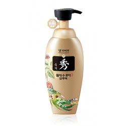 Укрепляющий шампунь для волос с экстрактами восточных трав Dlae Soo Pure Shampoo Daeng Gi Meo Ri