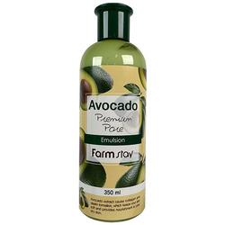 Антивозрастной тонер с экстрактом авокадо Avocado Premium Pore Toner FarmStay