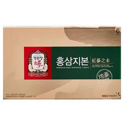 Напиток тоник из корня 6-ти летнего корейского красного женьшеня и оленьего рога Хон Сам Ди Бон Korea Ginseng Corporation