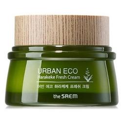 Освежающий крем для лица с экстрактом новозеландского льна Urban Eco Harakeke Fresh Cream The Saem