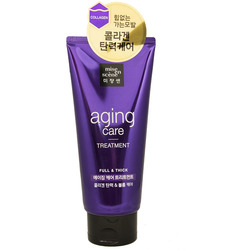 Антивозрастная маска для здоровья и блеска волос Aging Care Treatment Mise en scene
