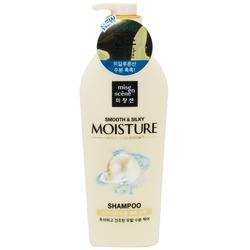 Увлажняющий шампунь для блеска волос Pearl Smooth and Silky Moisture Shampoo Mise en scene