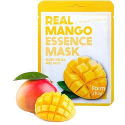 Маска для лица тканевая с экстрактом манго Real Mango Essence Mask FarmStay