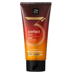 Экспресс маска для быстрого восстановления волос Perfect Serum 3min Salon Mask Pack Mise en scene