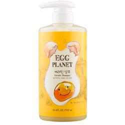 Кератиновый шампунь для волос Egg Planet Keratin Shampoo Daeng Gi Meo Ri