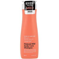 Шампунь для сухой и чувствительной кожи головы Look at Hair Loss Natural Mild Scalp Care Daeng Gi Meo Ri