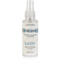 Отбеливающий мист для лица с коллагеном Collagen Whitening Moisture Facial Mist 3 in 1 Enough