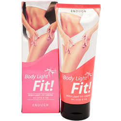 Антицеллюлитный крем для тела Body Lite Fit Cream Enough