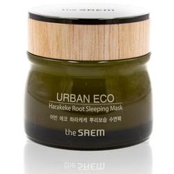 Ночная маска для лица с экстрактом новозеландского льна Urban Eco Harakeke Root Sleeping Mask The Saem