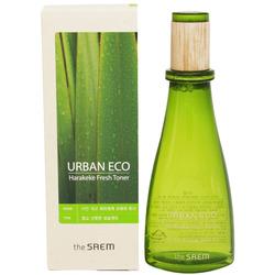 Освежающий тонер для лица с экстрактом корня новозеландского льна Urban Eco Harakeke Fresh Toner The Saem