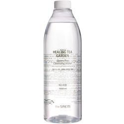 Очищающая увлажняющая вода для снятия макияжа с экстрактом зеленого чая The Saem