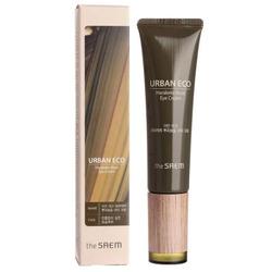 Крем для глаз с экстрактом корня новозеландского льна Urban Eco Harakeke Root Eye Cream The Saem