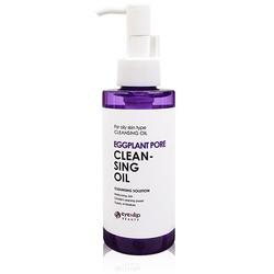 Гидрофильное масло с экстрактом баклажана Eggplant Pore Cleansing Oil Eyenlip