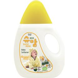 Концентрированный ЭКО кондиционер для детского белья с ароматом ромашки Shoomom Baby Softener Chamomile