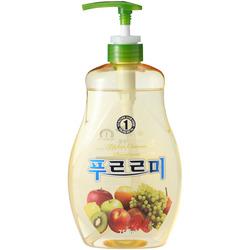 Эко средство для мытья посуды овощей и фруктов Pururumi Botanic
