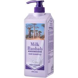 Шампунь для волос с ароматом детской присыпки Original Shampoo Baby Powder Milk Baobab
