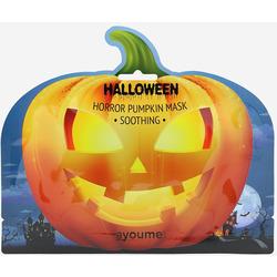 Успокаивающая тканевая маска для лица Halloween Horror Pumpkin Mask Soothing Ayoume