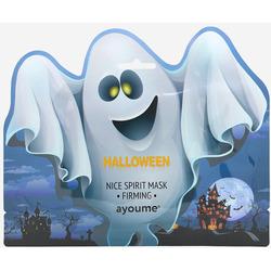 Восстанавливающая тканевая маска для лица Halloween Nice Spirit Mask Firming Ayoume