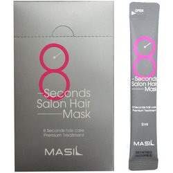 Маска для быстрого восстановления волос в саше 8 Seconds Salon Hair Mask Masil
