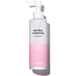 Гидрофильное масло для лица Natural Condition Cleansing Oil The Saem