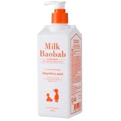 Детский гель для душа Baby and Kids Wash Milk Baobab