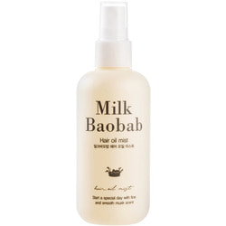 Увлажняющий спрей мист для волос с антистатическим эффектом Hair Oil Mist Milk Baobab