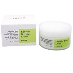 Заживляющий крем для лица с центеллой азиатской Centella Blemish Cream COSRX