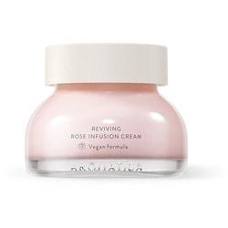 Омолаживающий крем для лица с экстрактом дамасской розы Reviving Rose Infusion Cream Aromatica