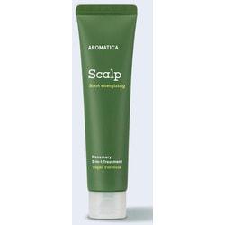 Маска для восстановления волос с розмарином Rosemary 3-in-1 Scalp Treatment Aromatica