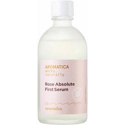 Сыворотка восстанавливающая с экстрактом розы Rose Absolute First Serum Aromatica