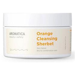 Апельсиновый очищающий сорбет Orange Cleansing Sherbet Aromatica