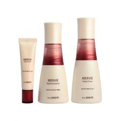 Уходовый набор для лица интенсивно увлажняющий Mervie Hydra Skin Care 2 Set The Saem