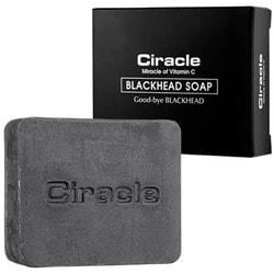 Мыло для проблемной кожи от угрей и черных точек Blackhead Soap Ciracle