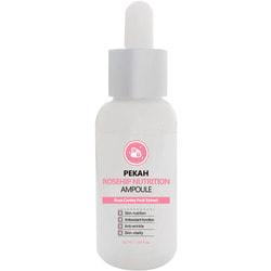 Питательная сыворотка с экстрактом шиповника Rosehip Nutrition Ampoule Pekah