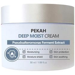 Глубоко увлажняющий крем для лица Deep Moist Cream Pekah