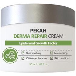 Восстанавливающий крем для лица с комплексом пептидов Derma Repair Cream Pekah