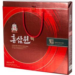 Оздоровительный экстракт корня корейского красного женьшеня Хонг Сам Вон Форте Korean Red Ginseng Drink Forte Korea Ginseng Corporation